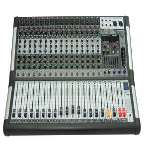 mixer de audio 16 canais