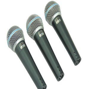 Microfone Shamsonic