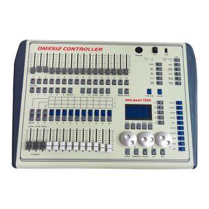 MINI PEARL 1024 CONTROL DMX